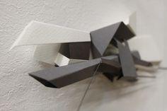 Conceptual Models by Ian Lambert, via Behance