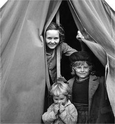 The Depression Era Photography of Dorothea Lange  Children