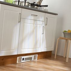 Plinth Heaters. Kitchen ...