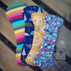 Find Reuseable Cloth Menstrual Pads on 'Bright n Beautiful Cloth Pads' on Facebook Menstrual Pads, Cloth Pads, Bright, Facebook, Clothes, Beautiful, Fashion, Outfits, Moda