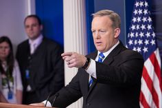 "On Monday, January 30, 2017, White House Press Secretary Sean Spicer addressed the controversial immigration ban and said that people need to remember the ""goal of what the president is doing."""