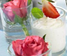 Rezept Weisse Mousse von Thermomix Rezeptentwicklung - Rezept der Kategorie Desserts