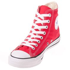 Converse Chuck Taylor M9621 Red Hi Top Shoe   59.99 ! Buy now at GetShoes. 214531ebb