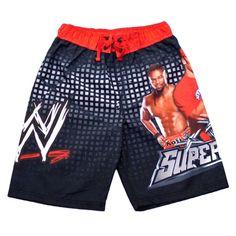 WWE Superstars Youth Board Shorts - WWE