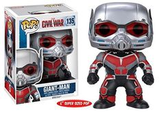 Funko POP Marvel: Captain America 3 - Giant-Man