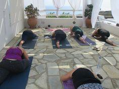 7 Days Luxury Yoga Retreat in Santorini, Greece