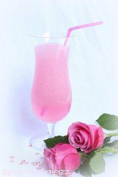 Pink Ouzo Cocktail,Cocktail,Thermomix Rezept