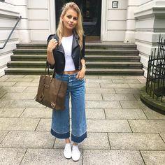Behati Prinsloo: Sie setzt auf bequeme Schuhe in der Stadt