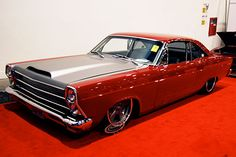 1966 Ford Fairlane .... Sweet!