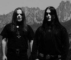 of all the black metal i listen to, i find Dagon's sole guitar work alongside Incubus' drumming sensational. Inquisition are not a band to be missed live.