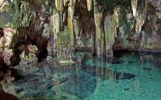 Cenote Tza Ujun Kat en homun