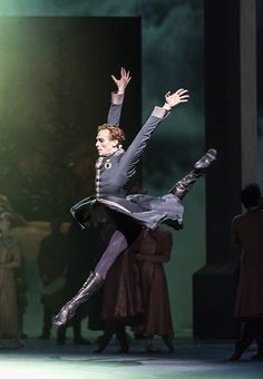 The Winter's Tale Royal Ballet