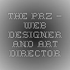 THE PRZ – Web Designer and Art Director