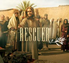 Jesus is our Rescuer Jesus Son Of God, King Jesus, Bible Pictures, Jesus Pictures, Emotional Movies, Jesus Stories, Jesus Lives, How He Loves Us, King Of Kings