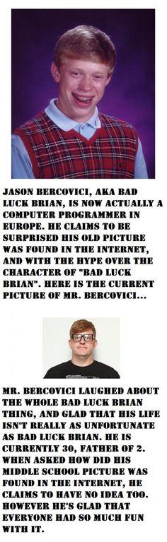 Bad luck brian imaginary girlfriend