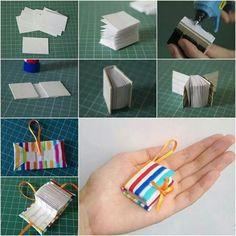 Leuk miniboekje
