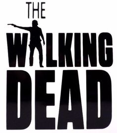 The Walking Dead Decalsticker MICHONNE Zombie Walker Diecut - Cool vinyl decal stickers