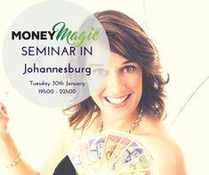 Money Magic Seminar - Johannesburg