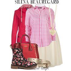 Silena Beauregard -- PJO