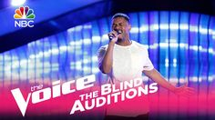 "The Voice 2017 Blind Audition - Kawan DeBose: ""Let's Get It On"" - YouTube"