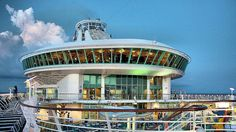 Royal Caribbean Liberty of the Seas Viking Crown Lounge by d13m7, via Flickr