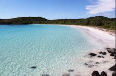Playa plata(silver beach) vieques, PR