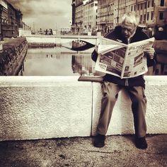 Morning reader - @ralfmalf- #webstagram