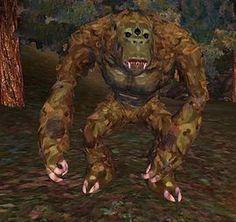 Blackwood Forest, Elder Scrolls Lore, Oblivion, Role Play, Troll, Saga, Lion Sculpture, Creatures, Statue