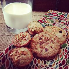 Whirlybird Granola Cookies. Holiday Treats. :)