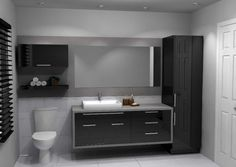 Our portfolio shows you dozens of kitchen and bathroom models. Enough to give you inspiration to create your own space! Bathroom Cabinets Designs, Bathroom Furniture Modern, Living Room Decor Apartment, Bathroom Model, Bathroom Accessories Luxury, Basement Bathroom Design, Bathroom Interior, Beautiful Small Bathrooms, Bathroom Decor