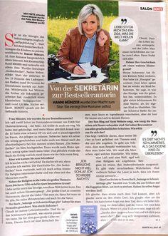 Großes Interview mit Hanni Münzer in der BUNTEn
