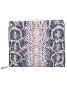 MAISON MARTIN MARGIELA Snake Skin Printed ipad Case l wantering.com