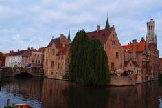 Rozenhoedkaaj (Brujas) #brugge #bruges #belgium #belgica #brujas #europe #europa