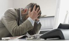 Men struggle with recession depression as they are twice as likely to suffer stress in silence   Daily Mail Online