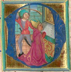 Furtmeyr, Berthold: Buchmalerei der Renaissance Gebetbuch - BSB Cgm 125…