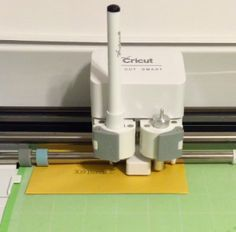 Cricut explore addressing envelopes!!