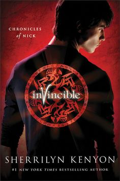 **YA** Invincible (Chronicles of Nick #2) by Sherrilyn Kenyon Find it at the library: YA FIC KENYON