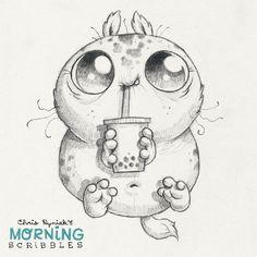 Morning+Scribbles+#321