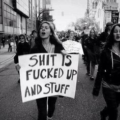 Hilarious Protest Signs Just Incase You Didn't Get Enough During The Inauguration. Funniest ever. Images for Hilarious Protest Signs Les Suffragettes, Rock And Roll, Whatever Forever, Protest Signs, Protest Art, Protest Posters, Youre My Person, Out Of Touch, Thing 1