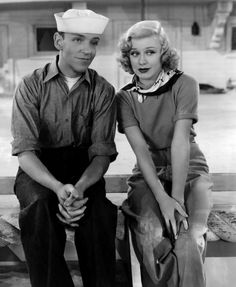 Fred Astaire & Ginger Rodgers