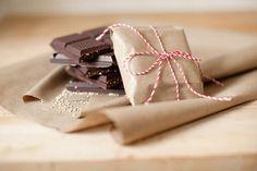 Dark Chocolate Quinoa Candy Bars
