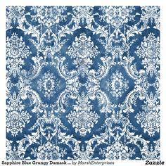 vintage behang/stof patronen -