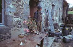 Northwestern France, summer 1944. Frank Scherschel—Time & Life Pictures/Getty Image. The Ruins of Normandy: Rare Color Photos From France, 1944 | LIFE.com