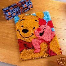Latch Hook Rug Kits Disney Rugs Ideas