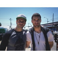 For King and Country (Joel) and John Cooper!!!!!!!!!!! GAHHHHH