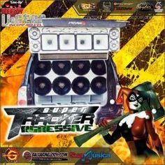 CD - SUPER TRACKER AGRESSIVE - EDIÇÃO ESPECIA.