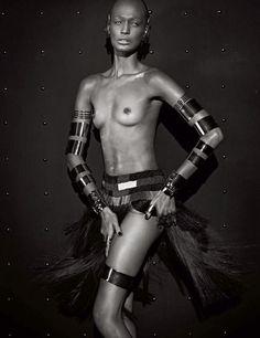 future tribal Photographer: Steven Klein W Magazine March 2014