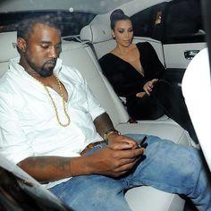 Kanye west and kim kardashian Kim Kardashian Images, Kim Kardashian Kanye West, Kardashian Family, Kardashian Style, Kardashian Jenner, Kourtney Kardashian, Kanye West Family, Kanye West And Kim, Kim Kardashian Engagement Ring