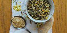 Receta Gelatina de Jengibre, manzanilla y melón | Los Sabores de México y el mundo