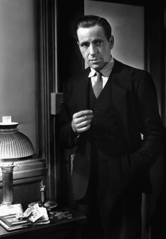 Humphrey Bogart, The Maltese Falcon (1941) ~